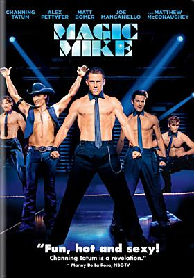 MAGIC MIKE BY TATUM,CHANNING (DVD)